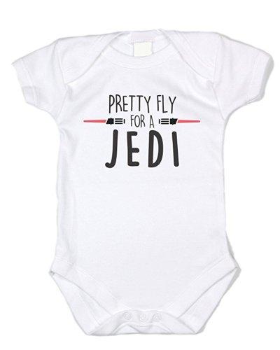 I'm pretty fly for a JEDI Star Wars Infant Onesie