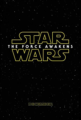 The Force Awakens Advance Star Wars Movie Poster