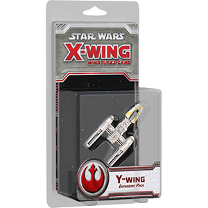 swx04 X-Wing Miniatures Y-Wing Expansion Pack