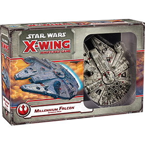 swx06 X-Wing Miniatures Millennium Falcon Expansion Pack