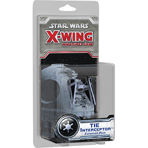 swx09 X-Wing Miniatures TIE Interceptor Expansion Pack