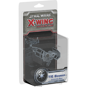 swx15 X-Wing Miniatures TIE Bomber Expansion Pack
