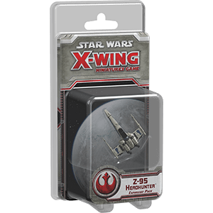 swx16 X-Wing Miniatures Z-95 Headhunter Expansion Pack