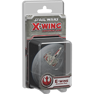 swx18 Star Wars Miniatures E-Wing Expansion Pack