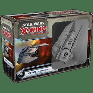 swx24 Star Wars Miniatures VT-49 Decimator Expansion Pack