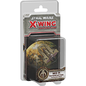 swx26 X-Wing Miniatures M3-A Interceptor Expansion Pack