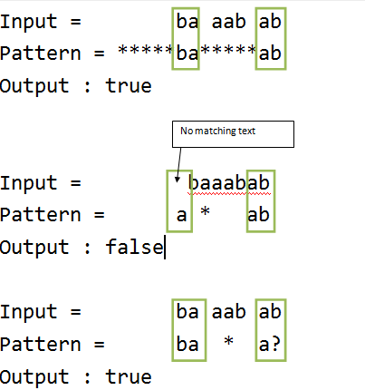 wildcard-pattern-matching