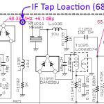 Yaesu FT-817 IF Tap for SDR
