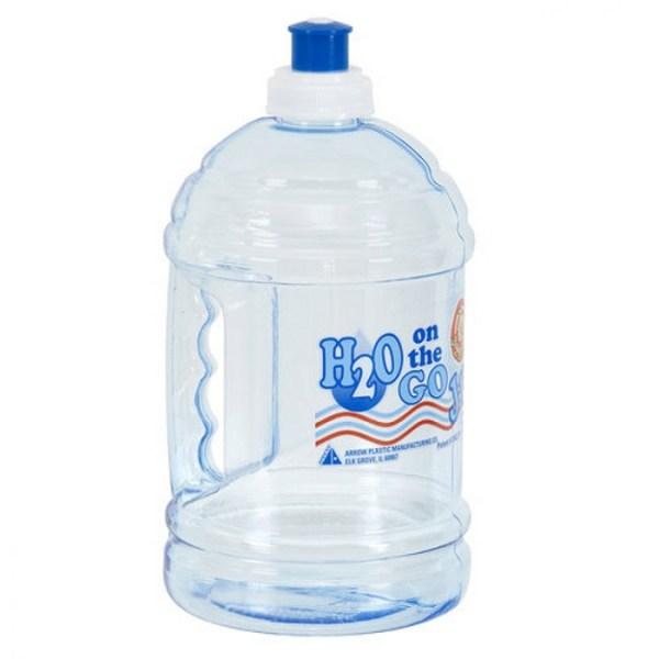GeeksHive Arrow H2O on the Go 22 Liter 74oz Bottle