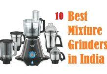 10 best mixer grinders