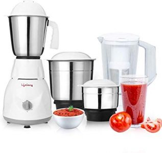 Lifelong Power Pro 500-Watt Mixer Grinder