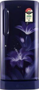 LG 215 L 2 Star Direct Cool Single Door Refrigerator