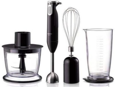 Panasonic MX-SS1 600W Best Hand Blender