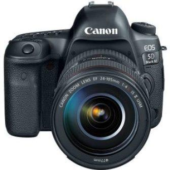 Canon EOS 5D Mark IV 30.4 MP Digital SLR Camera
