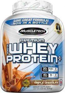 Muscletech Premium Whey Protein Plus