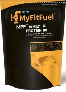 Myfitfuel Best Whey Protein