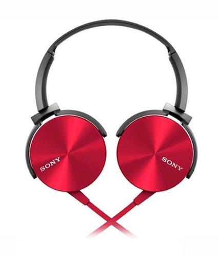 Sony MDR-XB450 On-Ear Extra