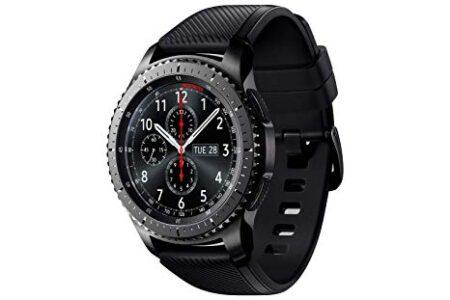 Samsung Gear S3 Frontier best Smartwatch in india