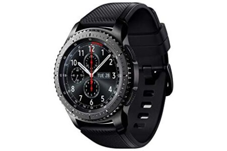 Samsung Gear S3 Frontier best Smartwatch in india