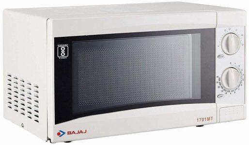 Bajaj 17 L Solo Best Microwave Oven