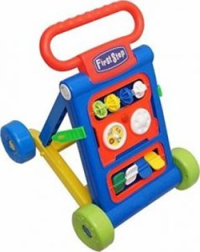 Goyal's My First Step Baby Activity Walker