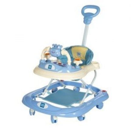 Mee Mee Baby Walker with Adjustable Height