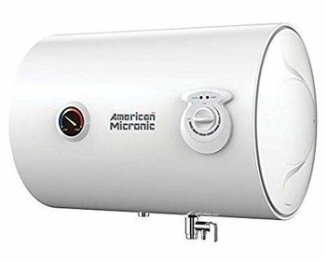 American Micronic- 15 Litre Imported Horizontal Water Heater