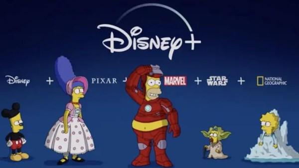 Le contenu de la Fox sur Disney+