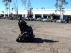 Wheelchairs be damned – Tankchair will take you anywhere!