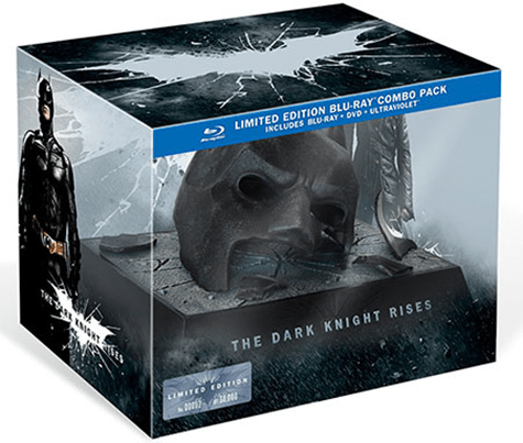 Dark Knight Rises Limited Edition Combo Pack