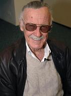 Stan Lee - creator of Spider-Man