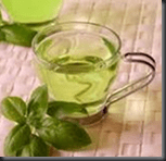 Green tea is good for you!
