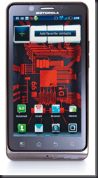 Droid Bionic smartphone