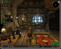 World of Warcraft screenshots contain embedded player information