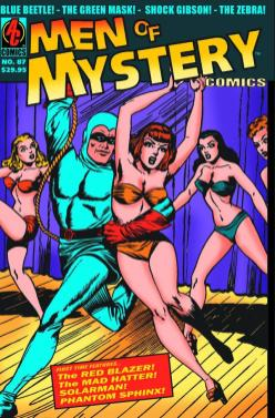 Men of Mystery Comics #87