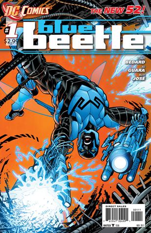 DC Comics Blue Beetle