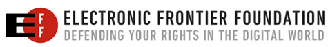 Electronic Frontier Foundation (EFF) logo