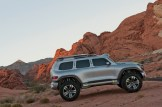 Mercedes-Benz Ener-G-Force concept off-road vehicle