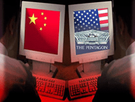 China vs. United States (US) cyber war