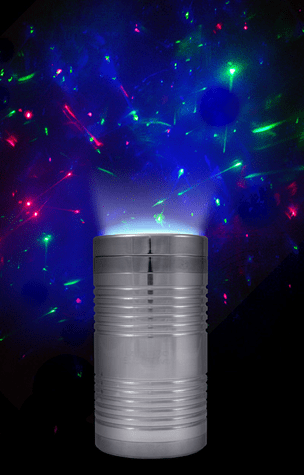 Laserpod lamp