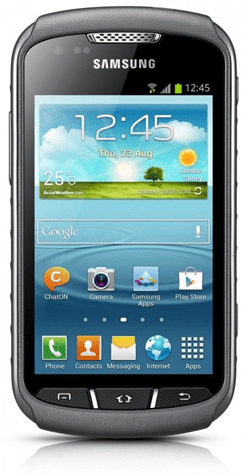 Samsung announces the new Galaxy Xcover 2 - rugged smartphone for adventurers