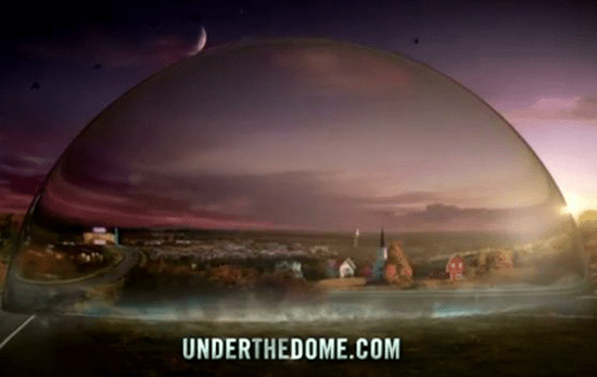 Stephen King's Under the Dome mini-series