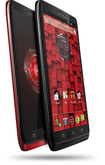Motorola Droid Ultra and Droid Maxx
