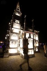 Radical art at Burning Man 2013