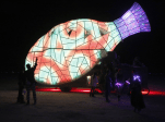 Radical art at Burning Man 2013