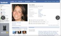 2007 - Facebook simplifies profiles