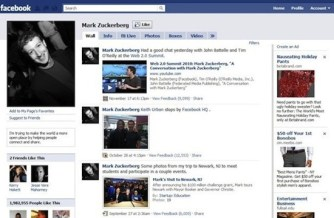 2009 - Users can now Like stuff on Facebook