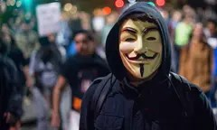 Anonymous - courtesy The Guardian