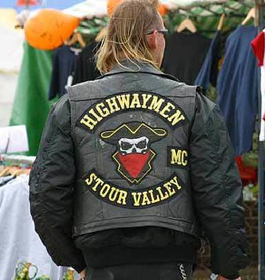 The Highwaymen motorcycle club (MC)