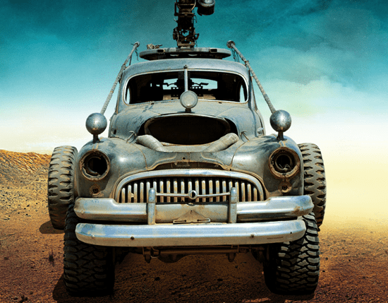 Mad Max: Fury Road's Buick
